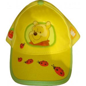 Καπέλο Jockey Winnie (Κίτρινο) (Κωδ.161.511.388)