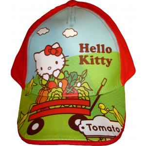 Καπέλο Jockey Hello Kitty (Κόκκινο) (Κωδ.161.511.400)