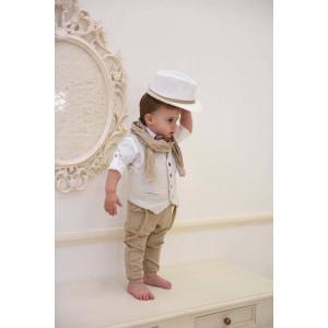 Ολοκληρωμένο πακέτο βάπτισηs με αυτό το κουστούμι (Baby bloom #119.59-125#)  Με βαλίτσα rain η παγκάκι θρανίο Δωρεάν μεταφορικά!