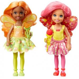 Barbie Chelsea Νεράιδες (Διάφορα Σχέδια) (DVM87)
