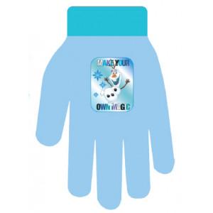 Γάντια Πλεκτά Frozen (Olaf) Disney (Σιελ) (Κωδ.200.90.020)