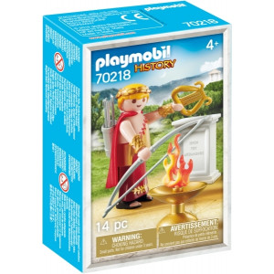 Playmobil Θεός Απόλλων (70218) Α