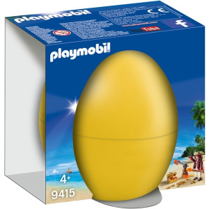 Playmobil Πειρατής Με Κανόνι 9415 narlis.gr