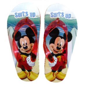 Σαγιονάρες Mickey (Κόκκινο) (Disney) (Κωδ.200.149.055)