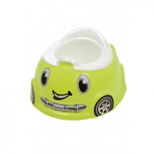 Fast and Finished Car Potty