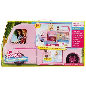 Barbie Τροχόσπιτο FBR34 Κωδ. 390.342.160