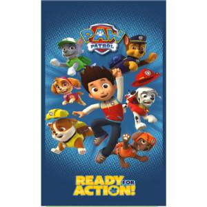 Πετσέτα Θαλάσσης Paw Patrol (Μπλε) Nickelodeon (Κωδ.200.506.002) 089ed9e6aed