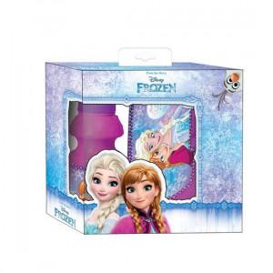 Σετ Τάπερ + Παγούρι Frozen (Κωδ.760.317.005)