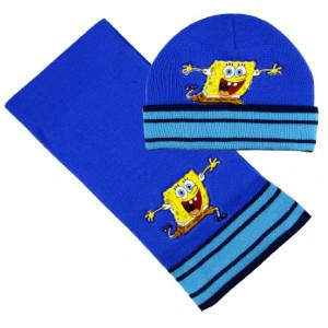 Σκουφάκι & Κασκόλ Sponge Disney (Κωδ.200.503.035)