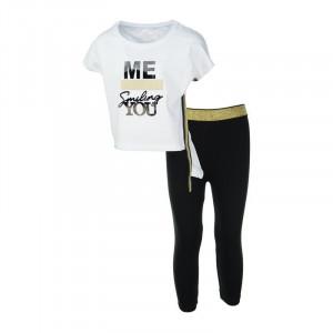 Μπλουζοφόρεμα & Κολάν Παιδικό (#291.060.021+12#)