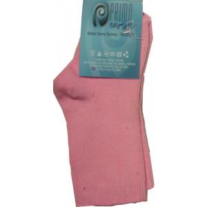 Κάλτσες (Βαμβακερές) Μονόχρωμες (Ροζ) (Κωδ.115.62.163)