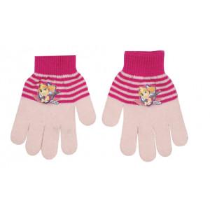 Γάντια Πλεκτά Paw Patrol Nickelodeon (Ροζ) (Κωδ.200.90.017)