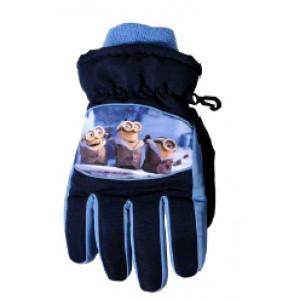 Γάντια Minions Disney (Μπλε) (Κωδ.200.90.002)