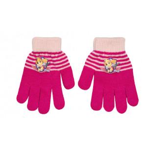 Γάντια Πλεκτά Paw Patrol Nickelodeon (Φουξ) (Κωδ.200.90.017)