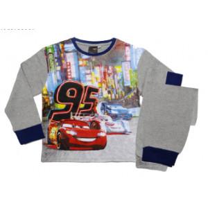 Πυζάμα M/Μ Cars Disney (Γκρι Ανοιχτό) (Κωδ.200.68.017)