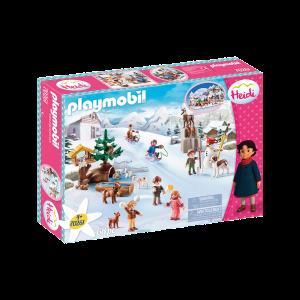 Playmobil Ο Υπέροχος Κόσμος Της Χάιντι 70261 Α