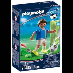 Playmobil Ποδοσφαιριστής Εθνικής Ιταλίας (70485) Α