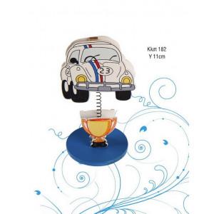 Κλιπ Ξύλινο Σκαραβαίος Προσφορά (Andronidis) (Κωδ.13244-080)