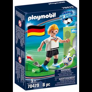 Playmobil Ποδοσφαιριστής Εθνικής Γερμανίας (70479) Α