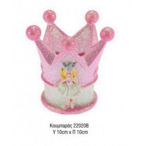 Πριγκίπισσα Νεράιδα Κουμπαράς Κορώνα 22020Β-170-190