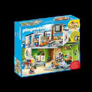 Playmobil Επιπλωμένο Σχολικό Κτίριο 9453 Κωδ. 787.342.006