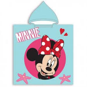 Πόντσο Θαλάσσης Minnie Mouse (Κωδ.621.206.023)