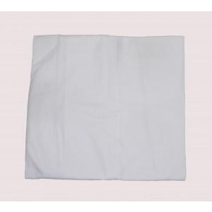Κατωσέντονο με λάστιχο 67 Χ 137 Λευκό (#100.01.029+12#)