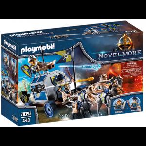 Playmobil Άμαξα Μεταφοράς Θησαυρού Του Νόβελμορ 70392