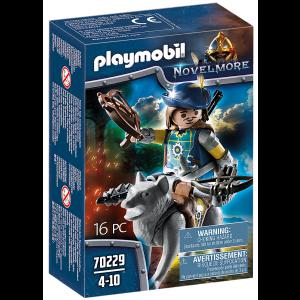Playmobil Τοξότης Του Νόβελμορ Με Λύκο (70229) A