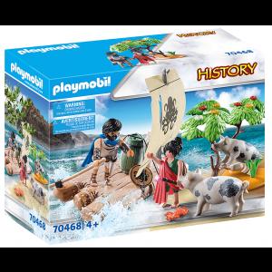 Playmobil Ο Οδυσσέας & Η Κίρκη 70468