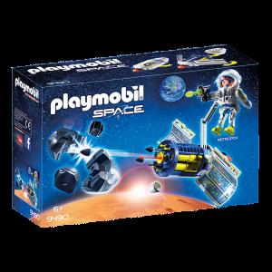 Playmobil Διαστημικό Κανόνι Λέιζερ 9490 #787.342.059, narlis.gr