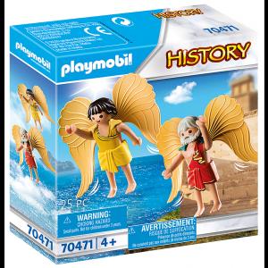 Playmobil Ο Δαίδαλος & Ο Ίκαρος 70471
