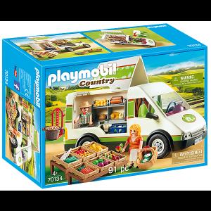 Playmobil Αυτοκινούμενο Μανάβικο 70134