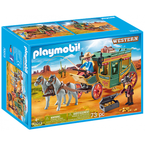 Playmobil Άμαξα Άγριας Δύσης 70013