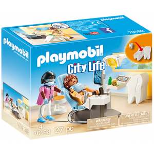 Playmobil Οδοντιατρείο (70198)