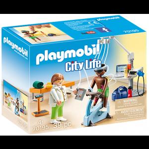 Playmobil Κέντρο Φυσιοθεραπείας (70195)
