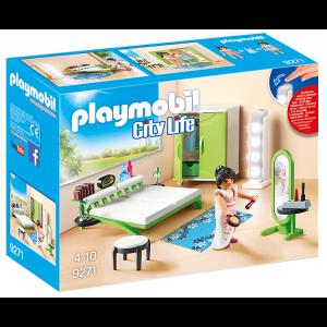 Playmobil Μοντέρνο Υπνοδωμάτιο (9271)