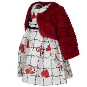 Βρεφικό Φόρεμα ΕΒΙΤΑ 199504