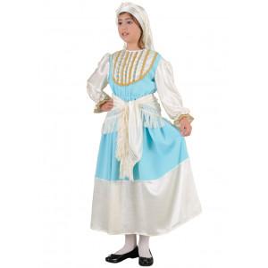 Παιδική Στολή Παραδοσιακή Κυκλαδίτισσα 643107