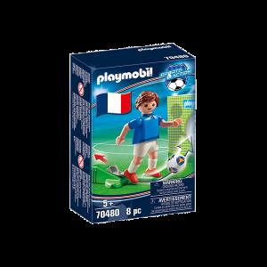 Playmobil Ποδοσφαιριστής Εθνικής Γαλλίας Α 70480, narlis.gr