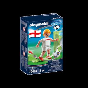 Playmobil Ποδοσφαιριστής Εθνικής Αγγλίας 70484, narlis.gr