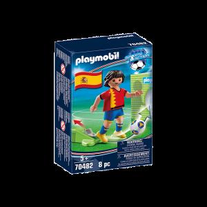 Playmobil Ποδοσφαιριστής Εθνικής Ισπανίας 70482, narlis.gr