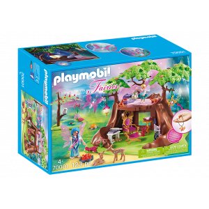 Playmobil Νεραϊδένιο Δεντρόσπιτο 70001, narlis.gr