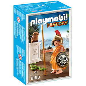 Playmobil Θεά Αθηνά (9150) Α