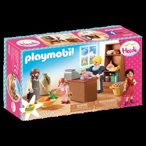 Playmobil, Το μπακάλικο της οικογένειας Κέλλερ 70257, narlis.gr