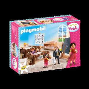 Playmobil Η τάξη της Χάιντι 70256, narlis.gr