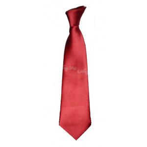 Γραβάτα σατέν κόκκινη (Κωδ.202.01.022)