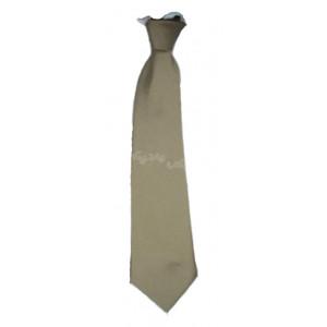 Γραβάτα σατέν Καφέ (Κωδ.202.01.022)