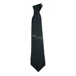 Γραβάτα σατέν Μαύρη (Κωδ.202.01.022)