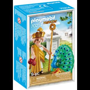 Playmobil Θεά Ήρα (70214) Α